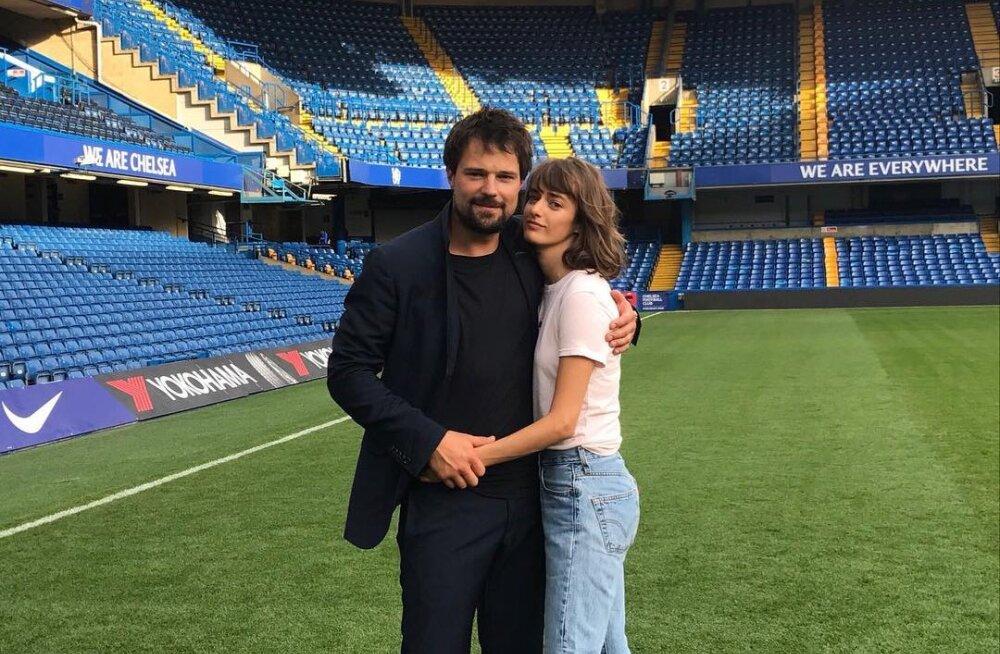 Невеста Данилы Козловского опубликовала фото топлес