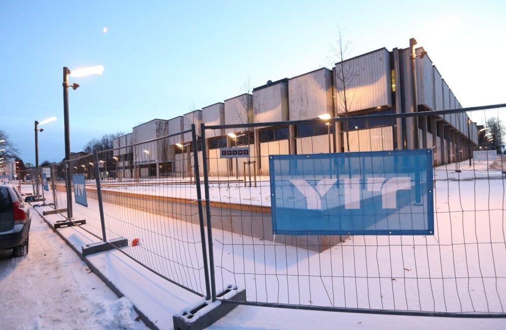 TÜ raamatukogu korraldab uue ehitushanke, tudengid saavad