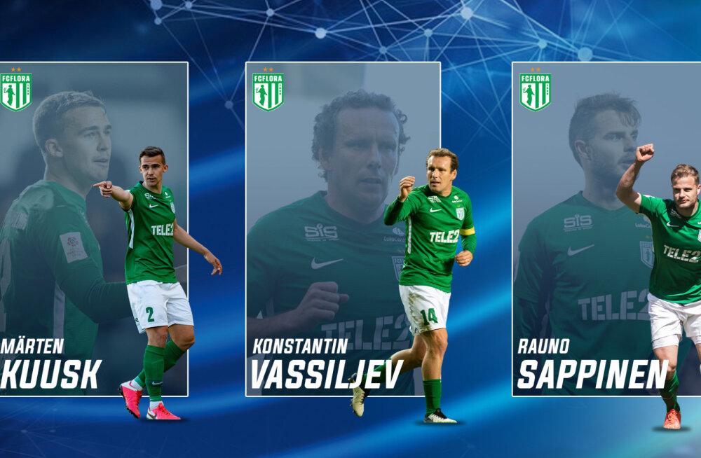 Kuusk, Sappinen või Vassiljev ehk kes valitakse Premium liiga parimaks mängijaks?