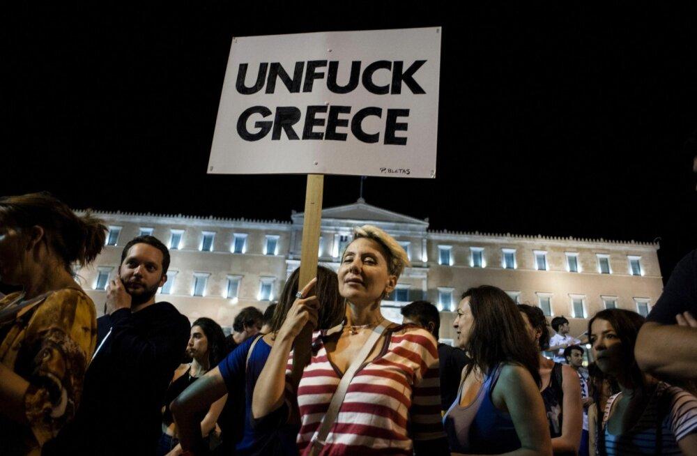 Kreeka referendumipidu