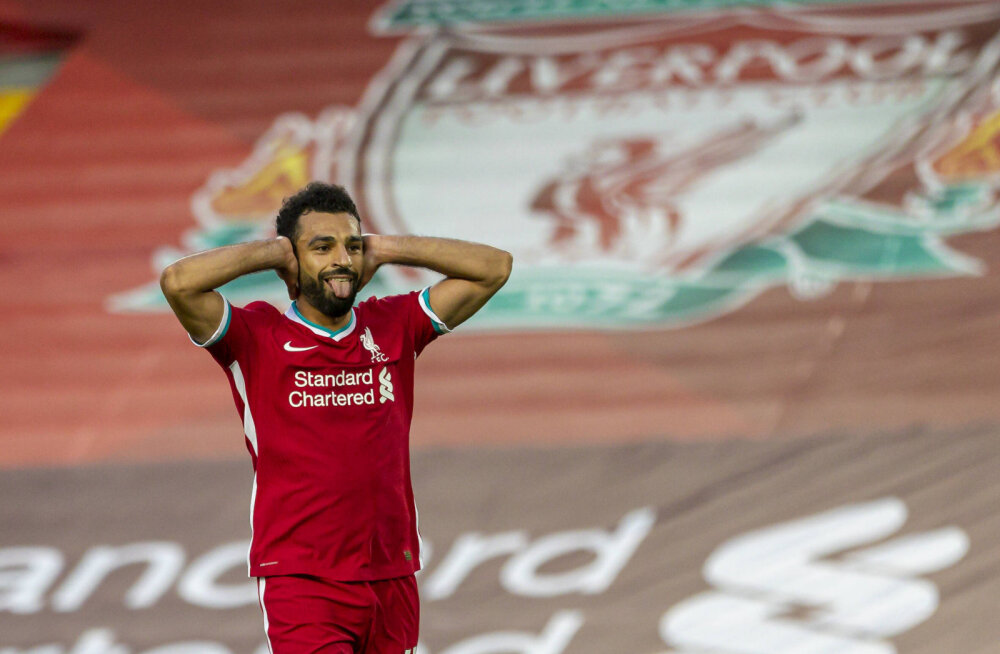 Kübaratrikiga säranud Mohamed Salah tegi Premier League'i ajalugu