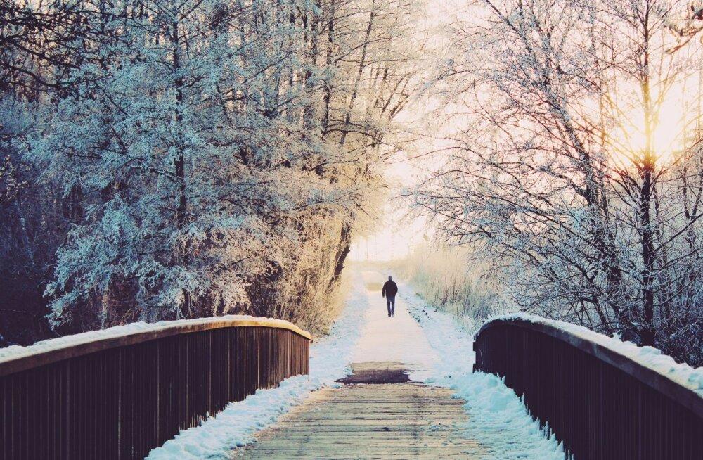 Kahtlustad, et sul on talvemasendus? Jagame sinuga viise, kuidas muret lahendada