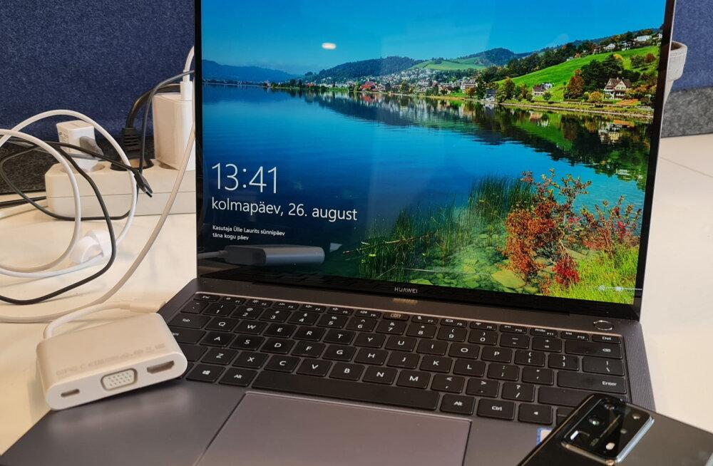 TEHNIKATEST | Huawei MateBook X Pro – nii hea ja nii vastuoluline sülearvuti<o:p></o:p>
