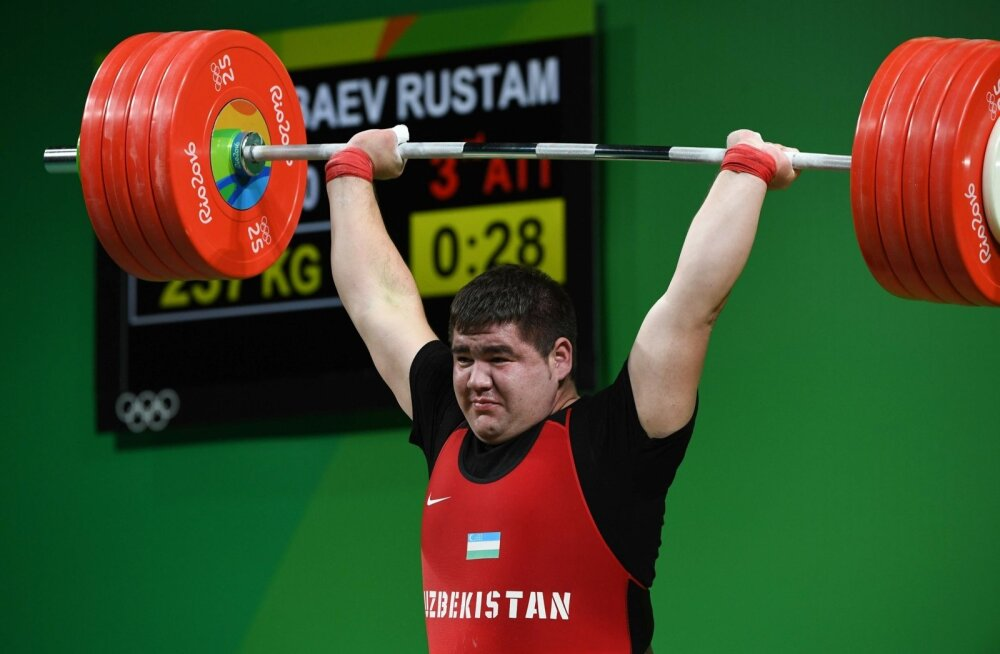 Rustam Djangabajev.