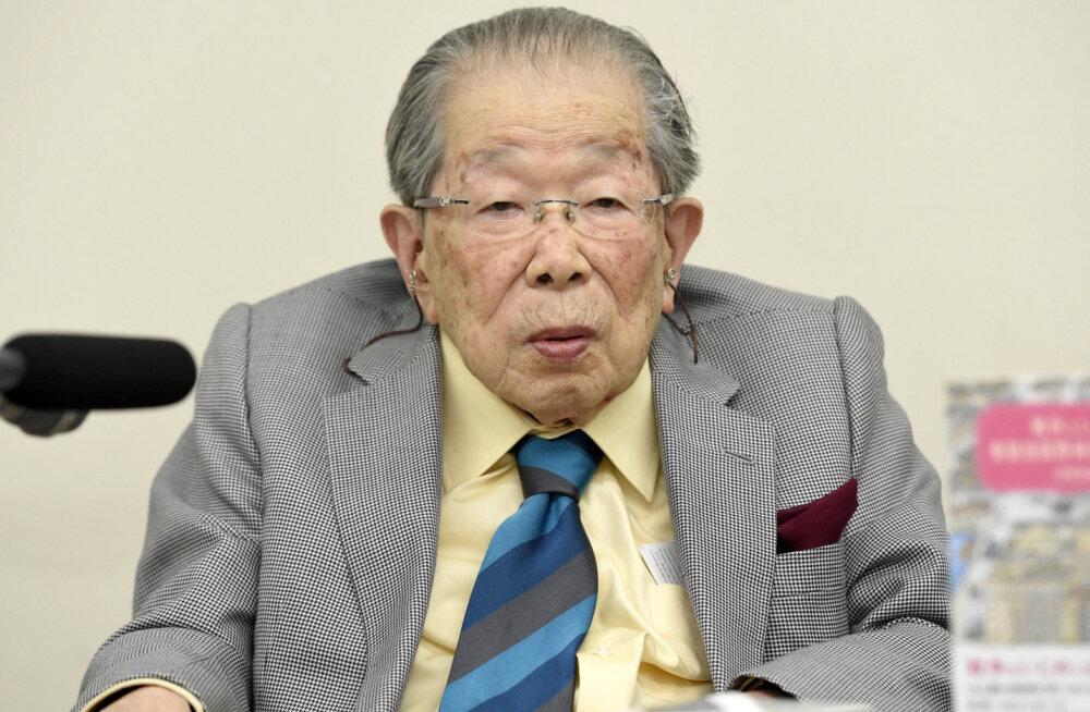 105-aastaseks elanud Jaapani arsti soovitus: kui soovid kaua elada, ära pensionile mine