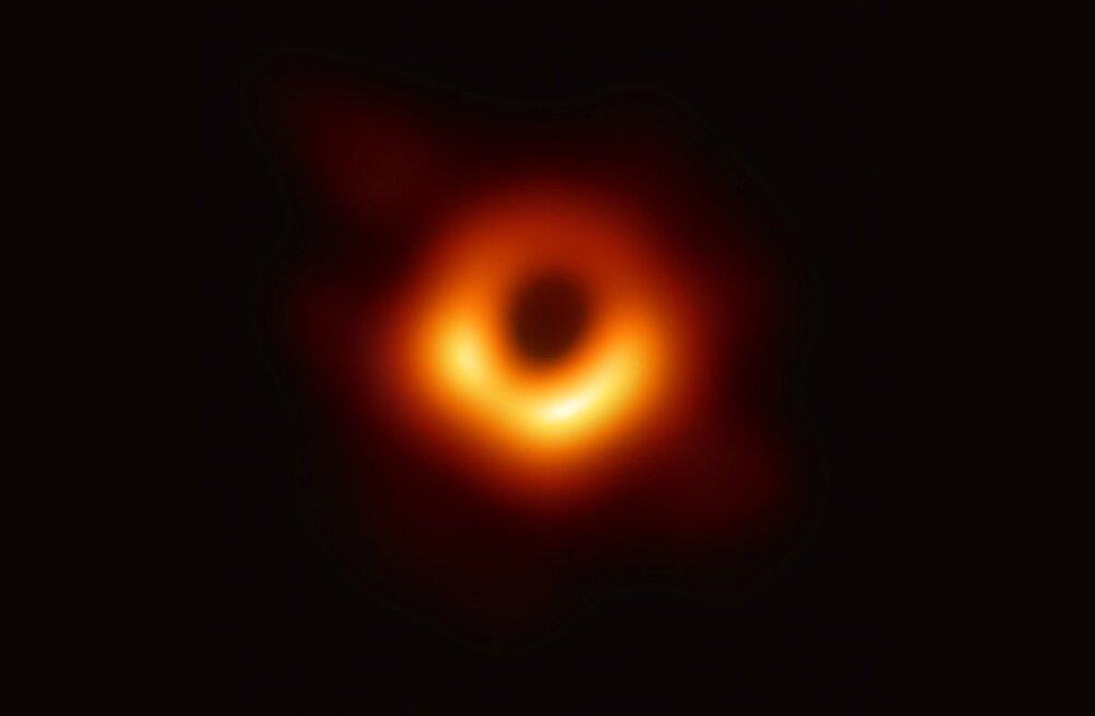 Värviline pilt mustast august polegi päris foto
