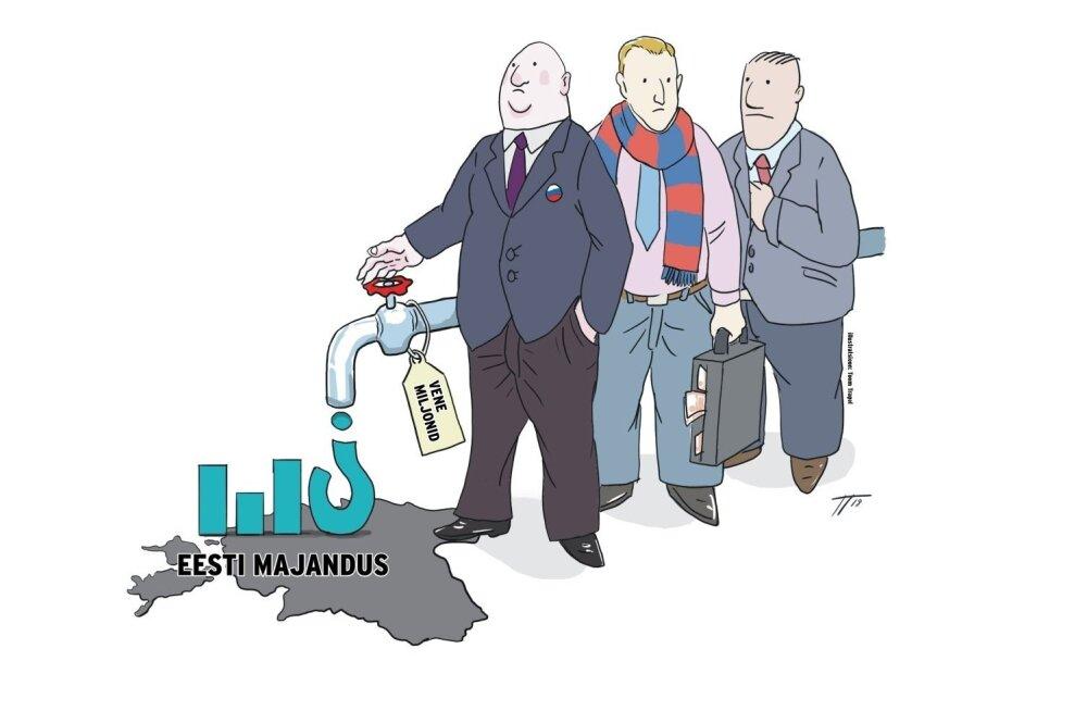 """""""Купившие"""" вид на жительство в Эстонии за миллион евро — головная боль полиции"""