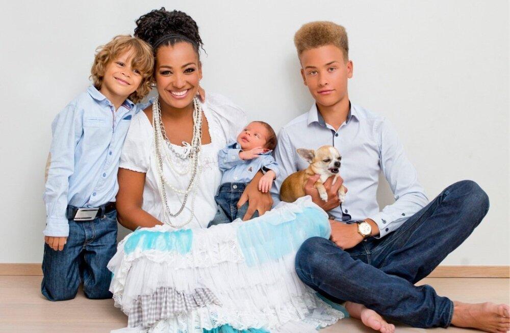 Kolme lapse ema Monika Tuvi: ma ei ole selleks valmis, et lapsest saab täiskasvanu