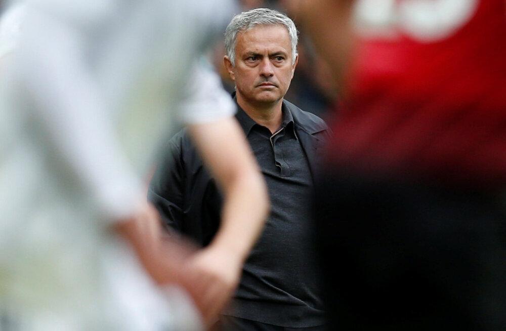 Liverpool ja City võtsid kindla võidu, Manchester United komistas kodus tugeva uustulnuka otsa