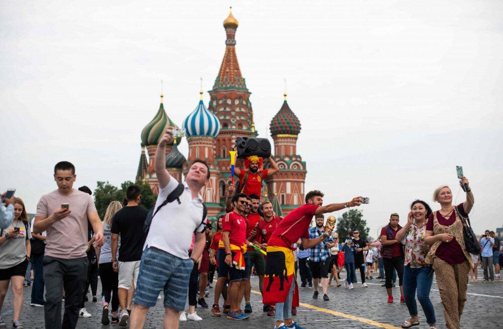 Минэкономразвития России планирует обсудить вопрос отмены обязательных виз для иностранных туристов