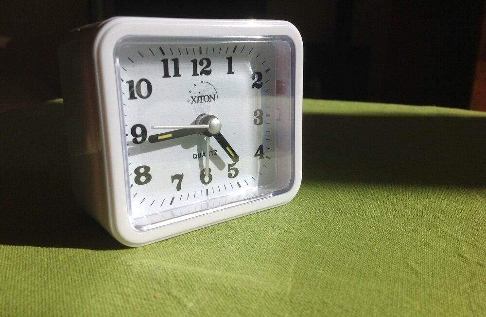 Не забыли перевести часы? В ночь на воскресенье Эстония перешла на летнее время