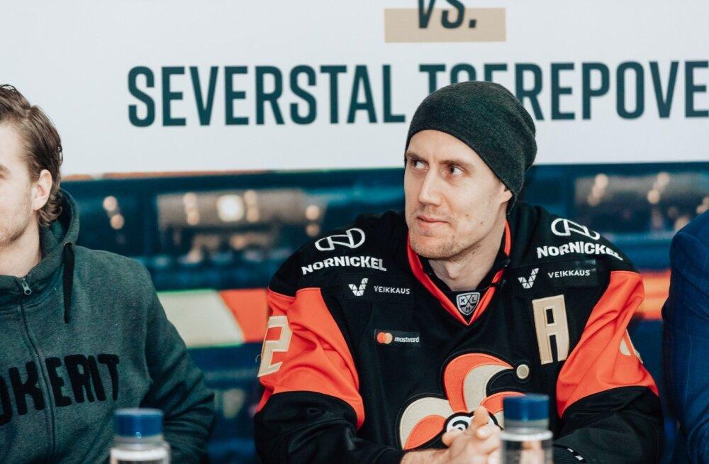 Helsinki Jokerite KHLi kodumängude pressilõuna