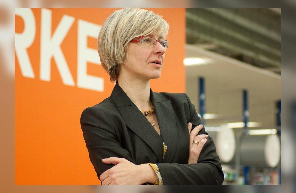 Kati Kusmin asub ohjama Baltika müüki ja turundust