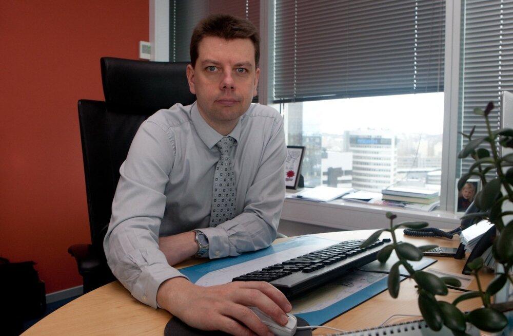 FinanceEstonia juhatuse esimees Andrus Alber.
