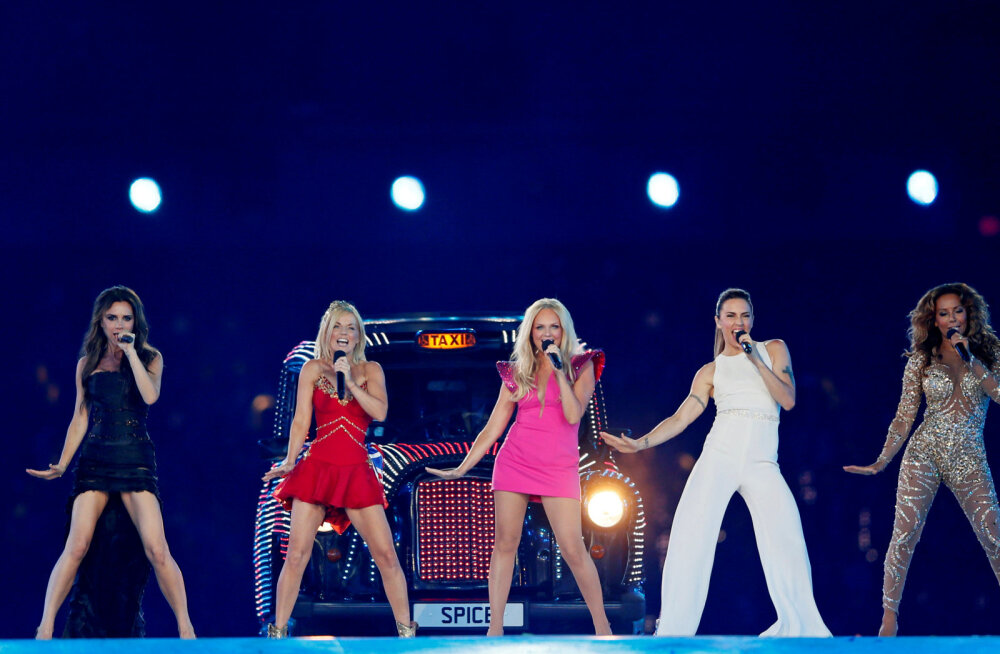 Järgmine tüli! Mel B teatas Spice Girlsi maailmaturneest liiga vara ja teistega arutamata