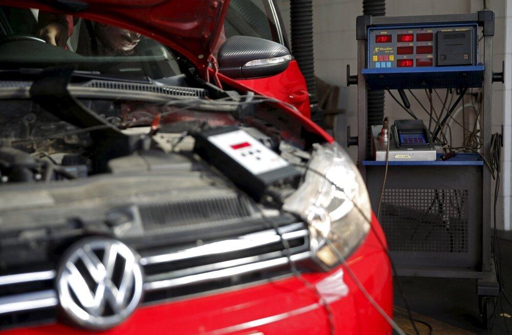 Saksa transpordiminister: Volkswageni saastepettus leidis aset ka Euroopas