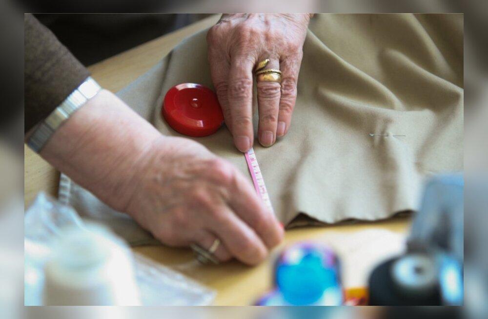 Средняя пенсия по старости выросла до 391 евро