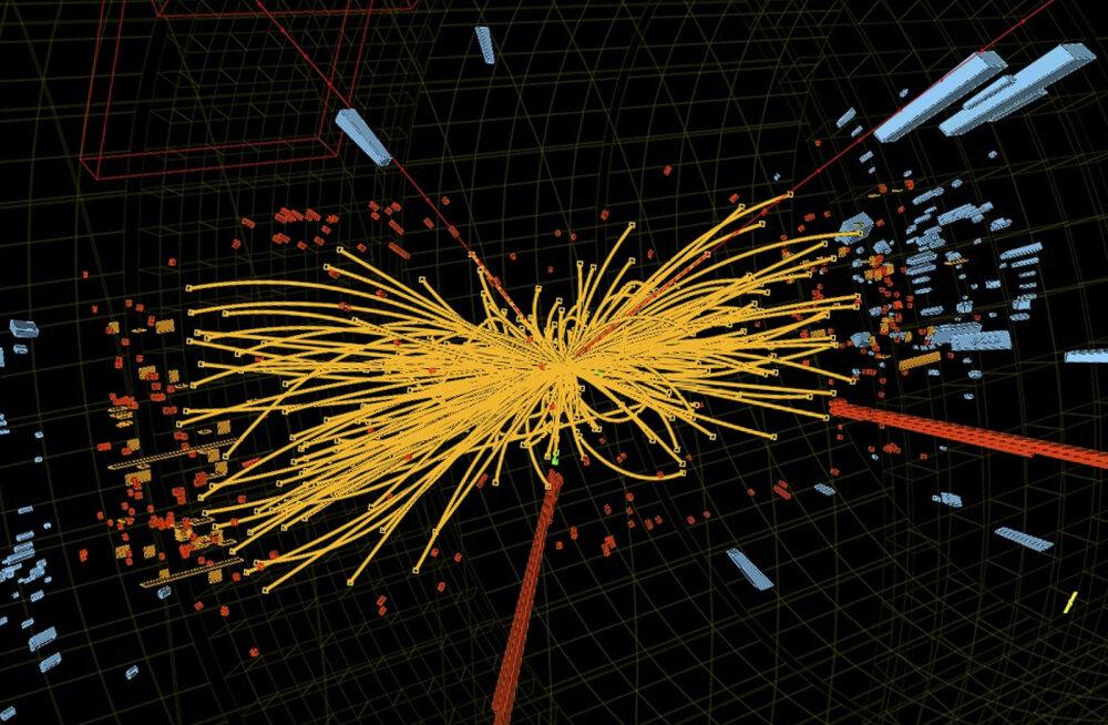 Higgsi bosonite paarisrakend valgustab teed massi päritoluni