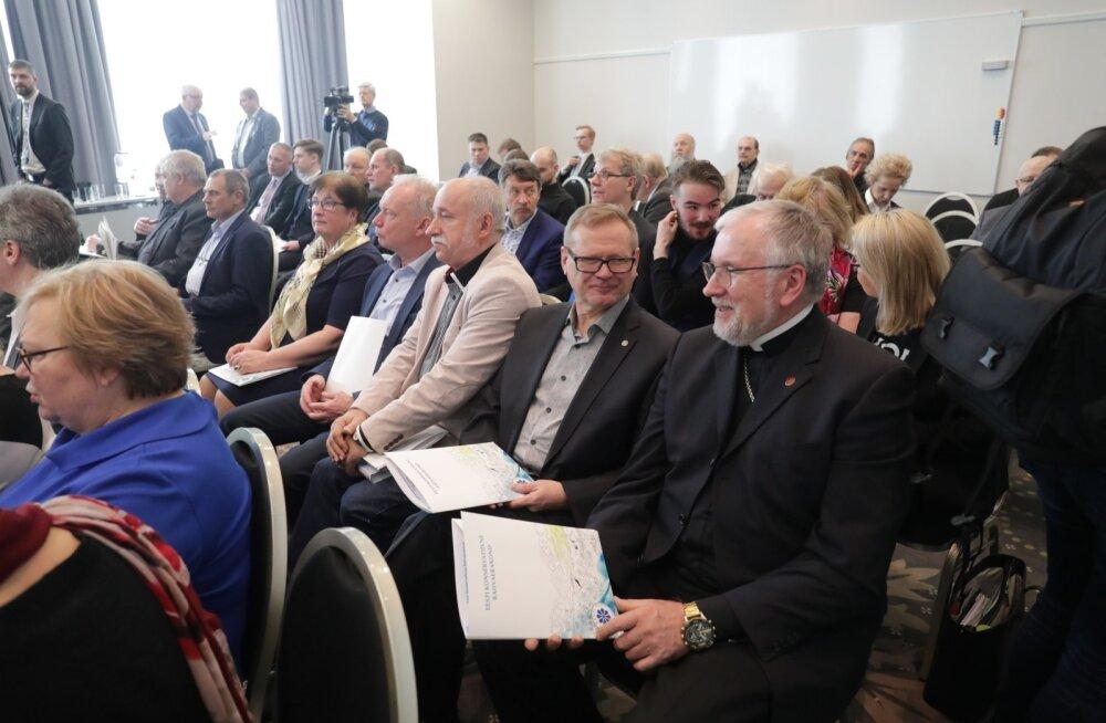 EKRE ministrid on Mart Helme, Martin Helme, Mart Järvik, Rene Kokk ja Marti Kuusik