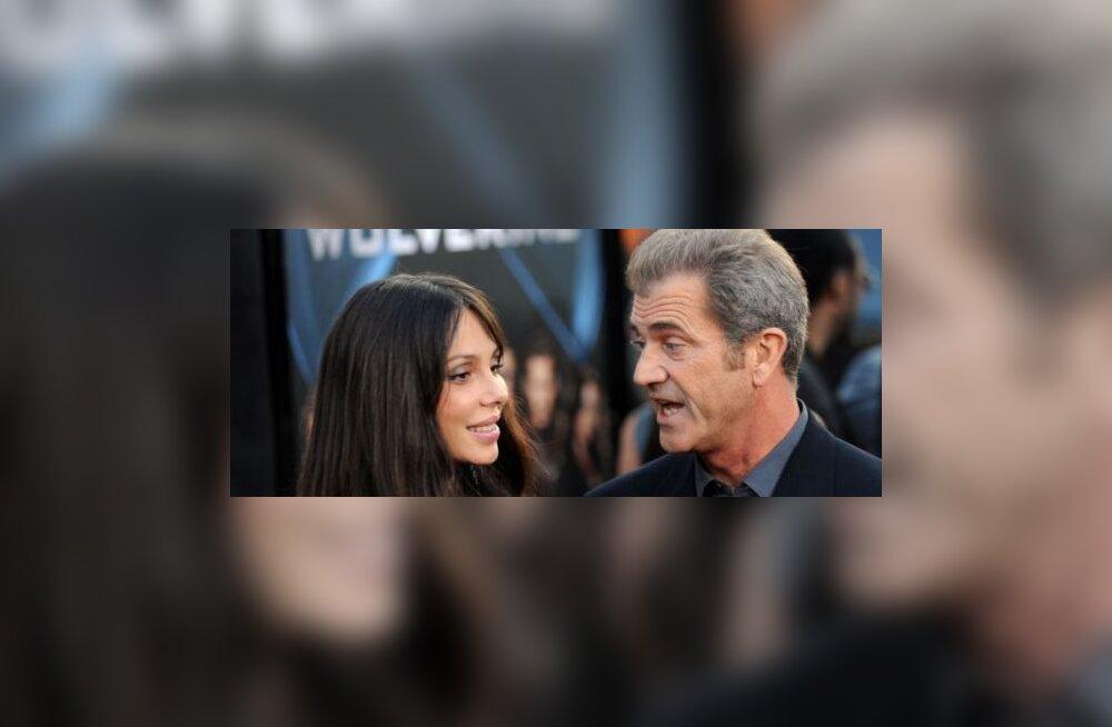 Uus naine pani Mel Gibsoni dieedile