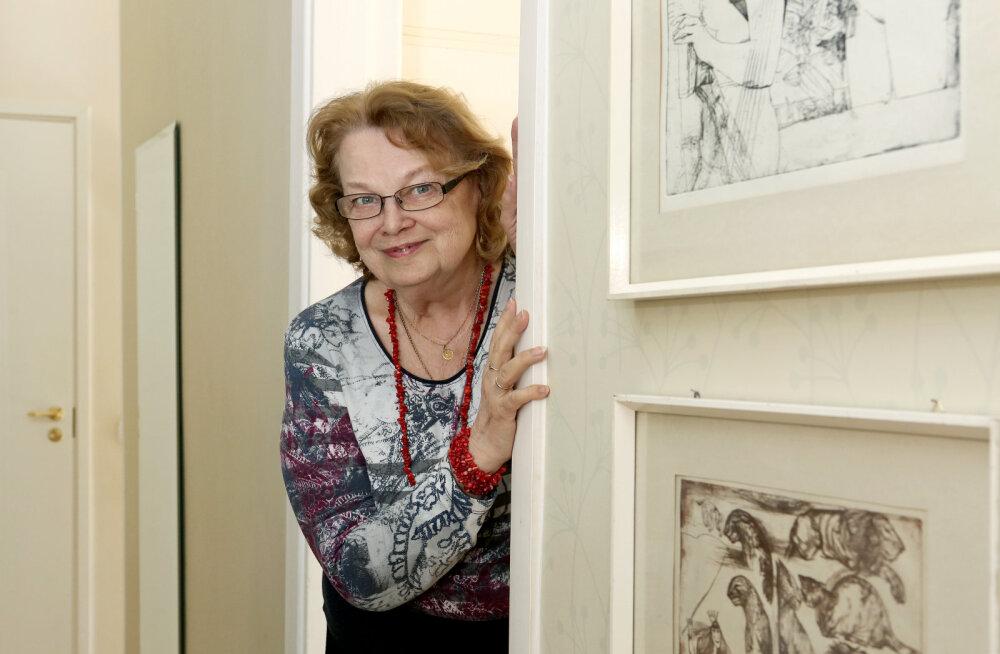 Näitlejanna Anne-Reet Margiste: Arved Haug oli mu elu armastus