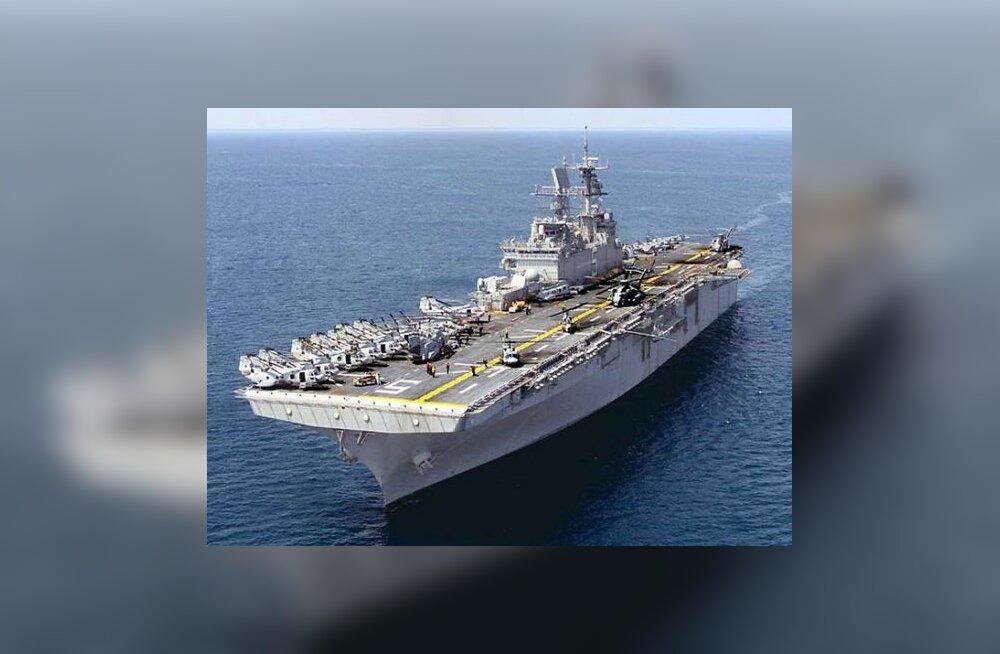 Venemaa kinnitas Mistral dessantlaevade ostmise