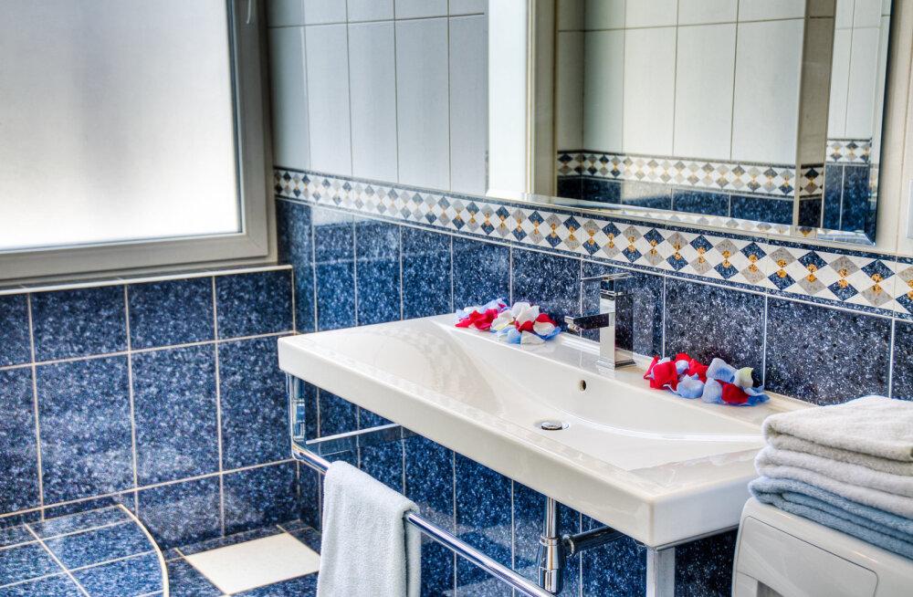 Portega lood vannituppa erilisi ja põnevaid lahendusi