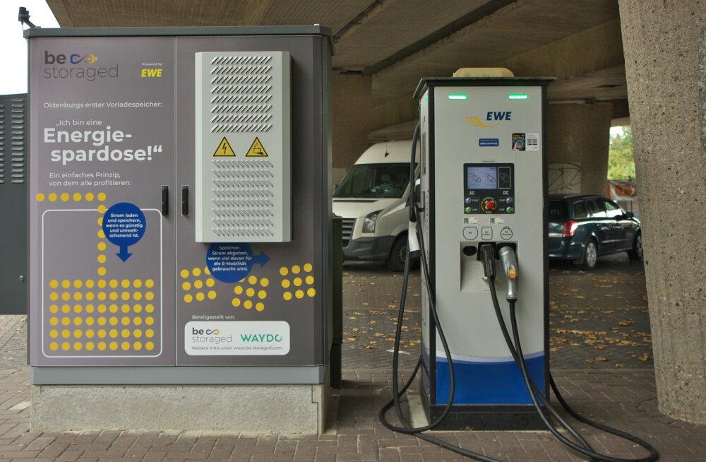 Milliste elektriautode ostuks küsiti enim toetust? Mõne auto vastu puudus huvi