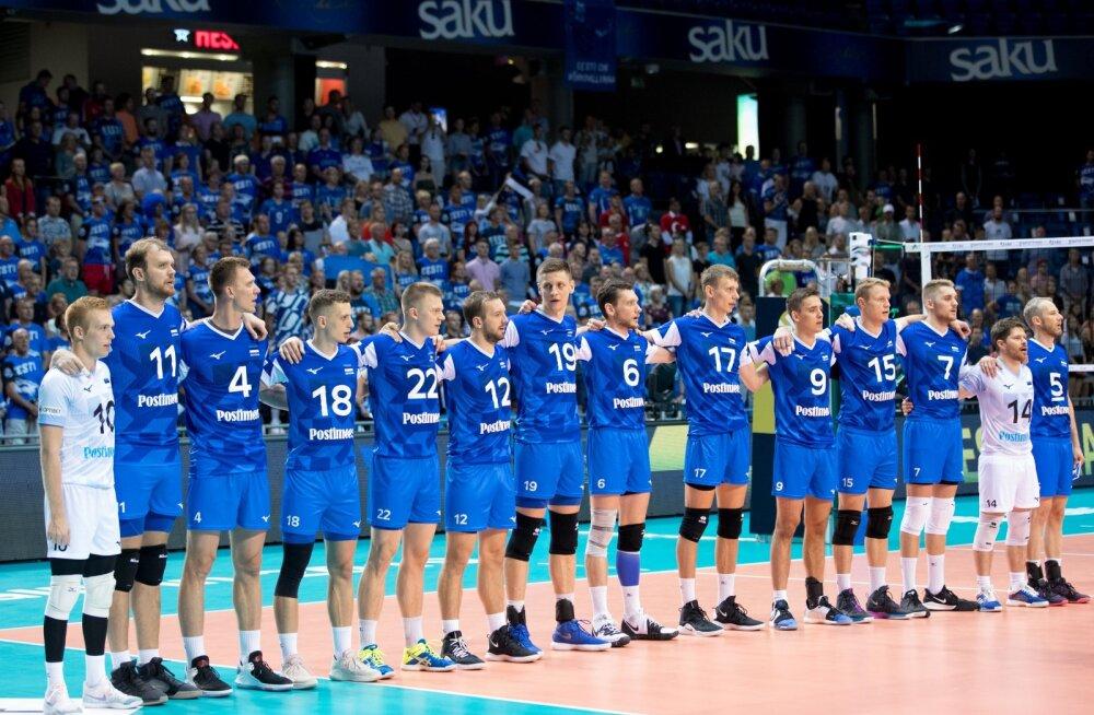 Eesti võrkpallikoondisel tuleb rahulik suvi, ühtegi tiitlivõistlust või valiksarja kavas ei ole.