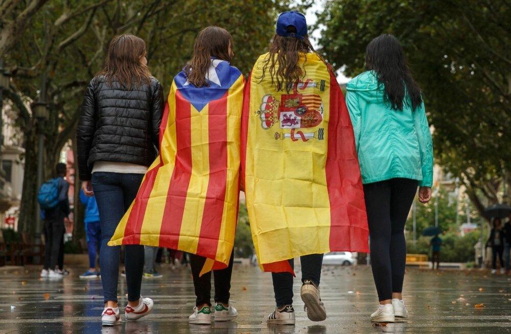 Эстонка в Барселоне: нам не нравится безразличие правительства Эстонии