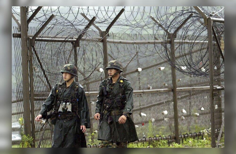 Lõunakorealased kardavad pärast Kim Jong Ili surma sõja puhkemist