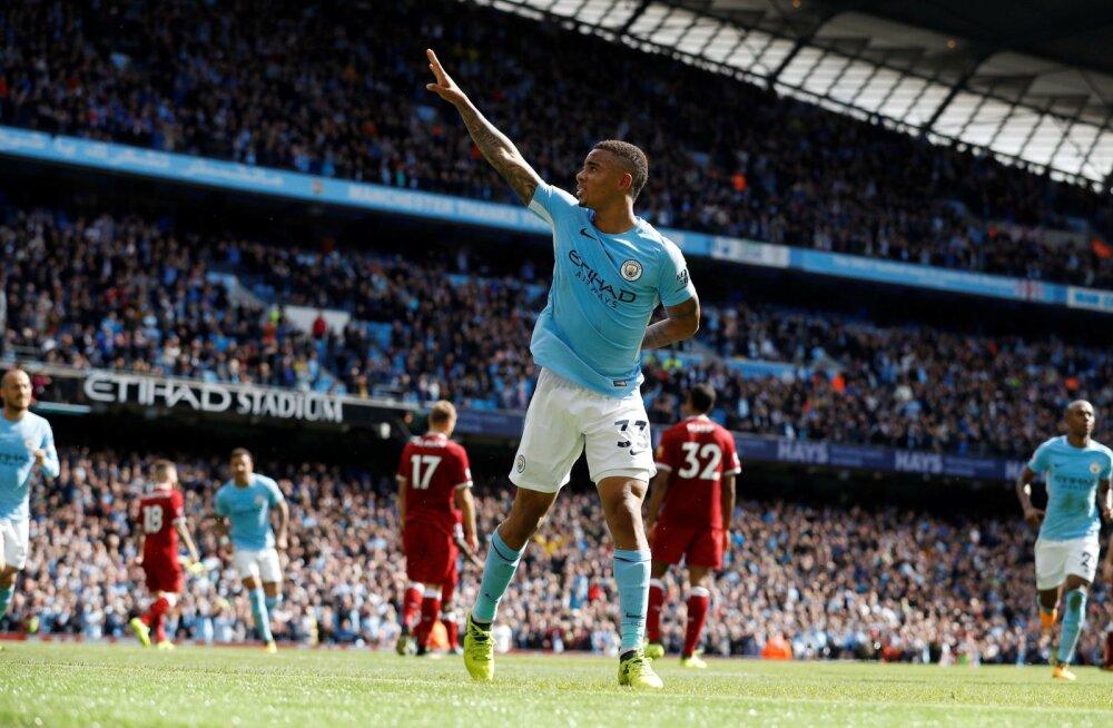 Manchester City on Liverpooli veerandfinaali piletite müügiga hädas