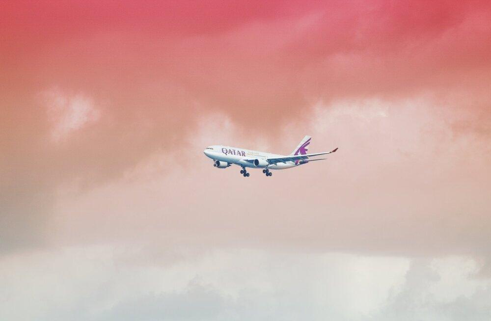 TOP 10 | Hullud õhuseiklused: kõige jahmatavamad asjad, mis on lennukis juhtunud