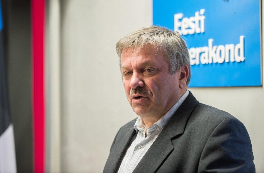 Eesti Vabaerakonna üldkogu Kamahouse 'is