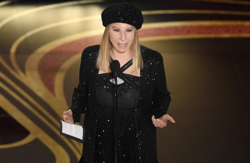 Barbra Streisand vabandab, et Michael Jacksoni tegusid õigustas