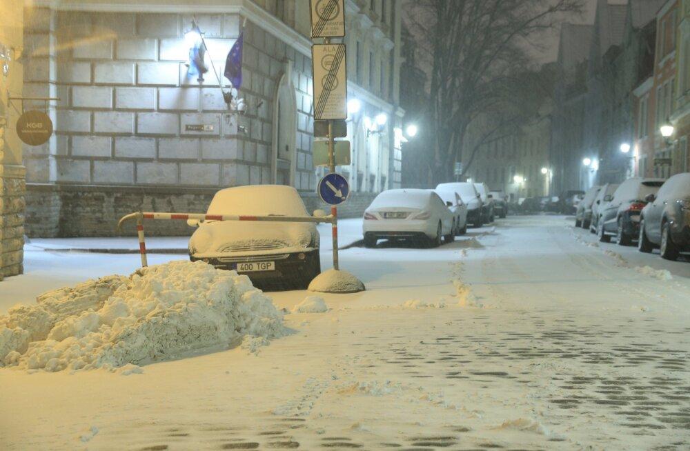 lund sajab Tallinnas