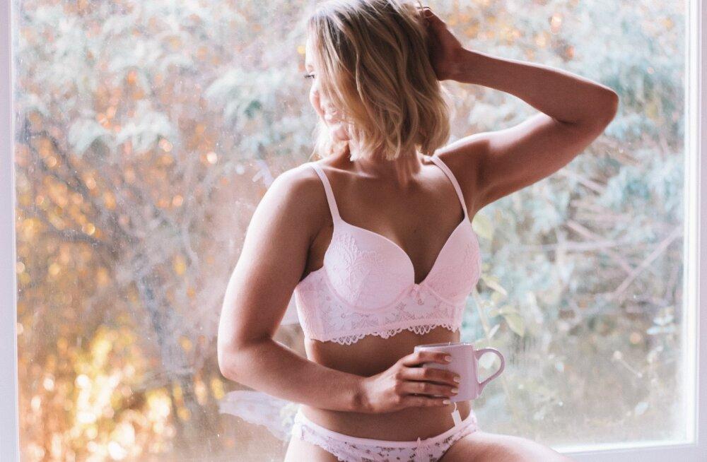 FOTOD: pesu, mis teeb komplimendi kehale, silitab ka enesekindlust