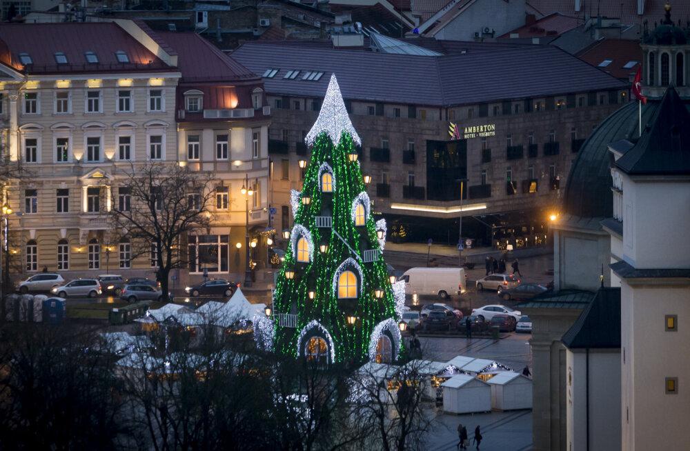 Vaata, millised on kõige populaarsemad turismisihtpunktid Baltimaades