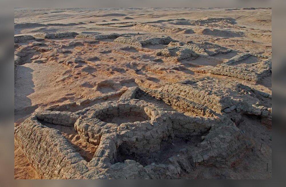 Sudaanist leiti 35 iidset püramiidi