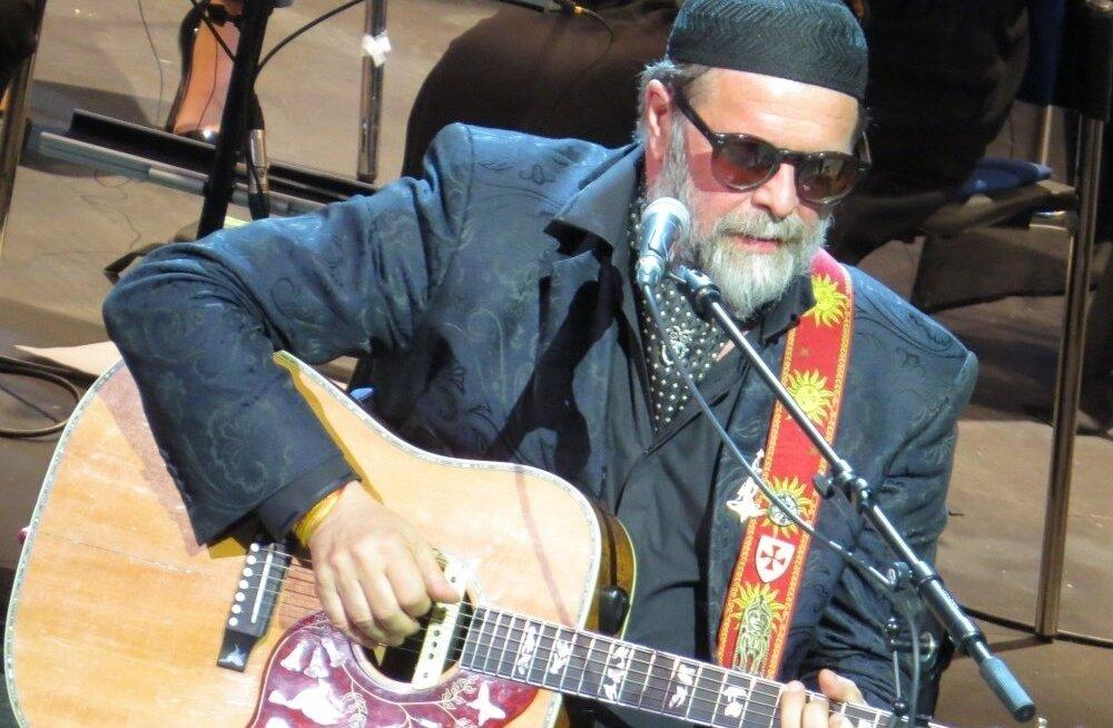 Boris Grebenshikov Tallinnas