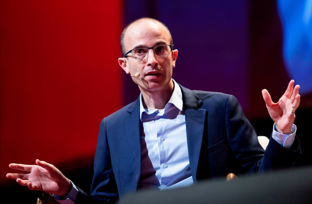 Jeruusalemma Heebrea ülikooli professor Yuval Harari