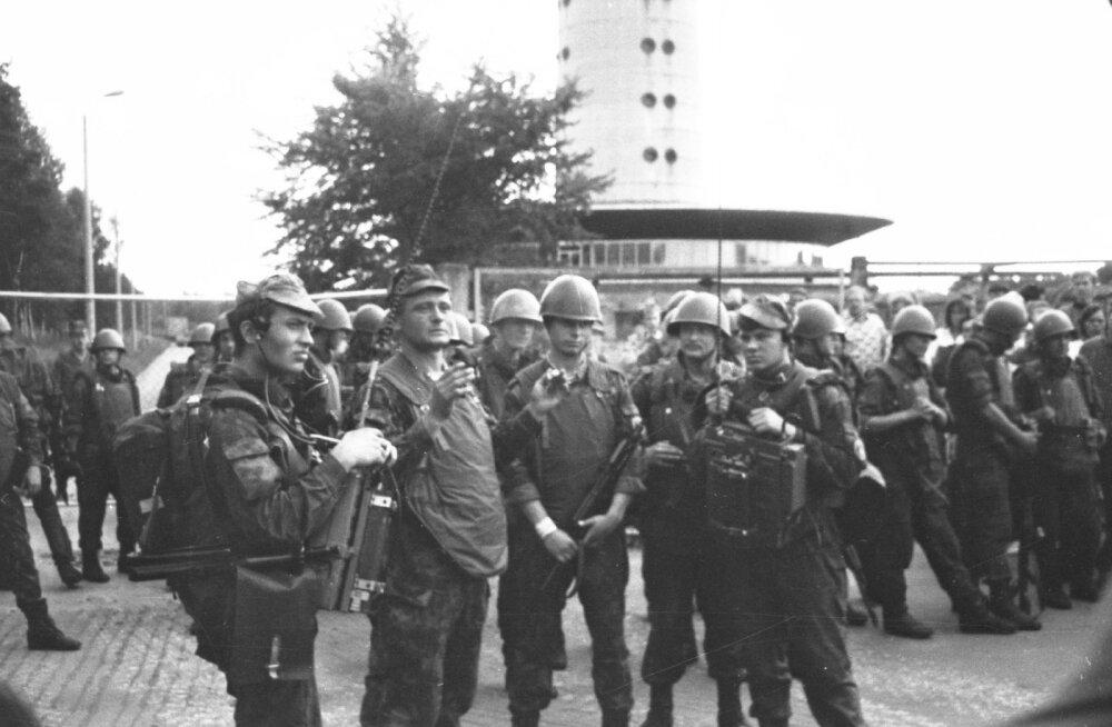 LÕIK RAAMATUST | Veretu võitlus Eesti eest 1991, 1. osa