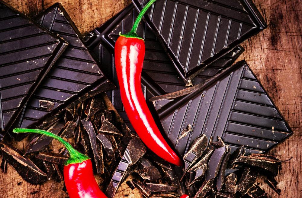 Kaheksa toiduainet, mis aitavad meeleolu parandada ja tõsta tuju