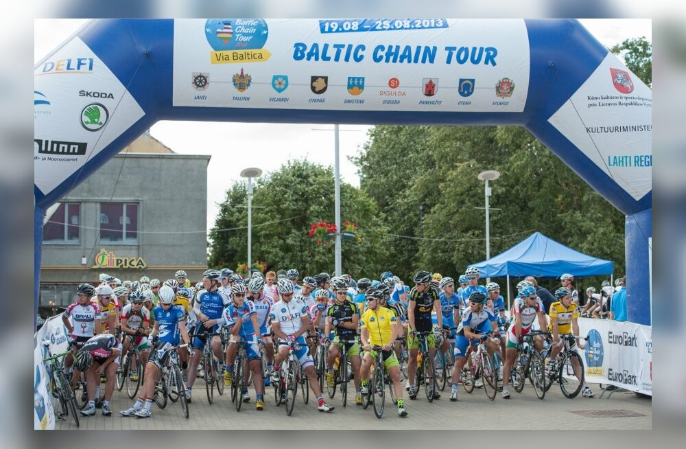Balti Keti velotuuri etapp Leedus