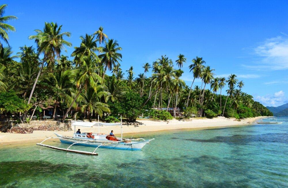 Parim puhkus Filipiinidel