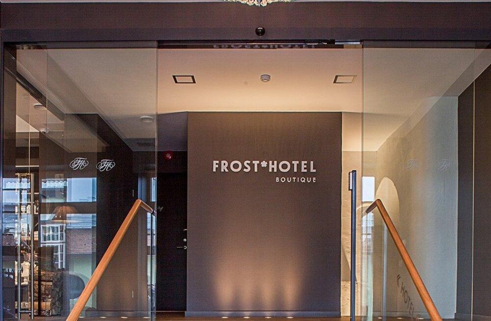 Frost Boutique Hotel Pärnus.