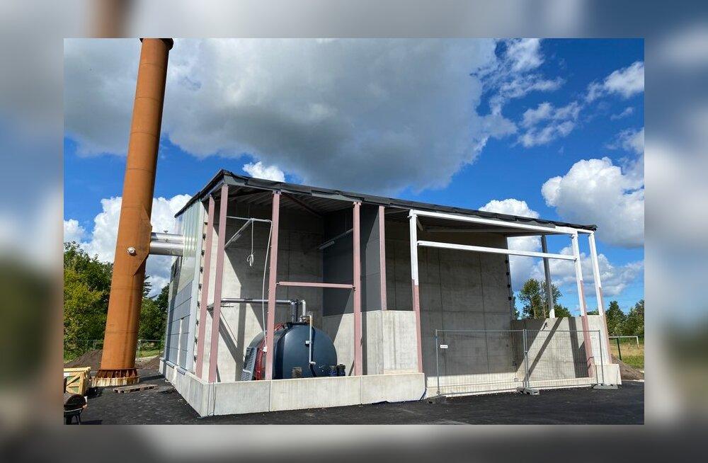 Soojatootja N.R. Energy rajab Lääne-Harju valda kolm uut katlamaja