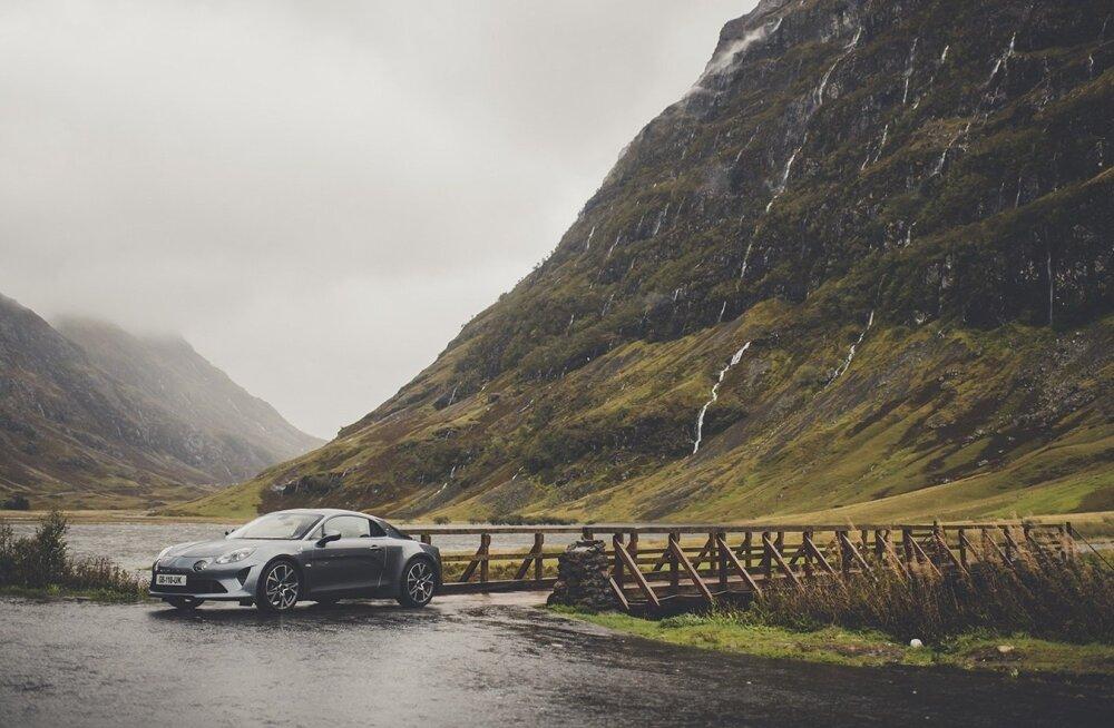 Euroopa autoturul põnevust jagub: kõige vägevama tulemuse on teinud Alpine!