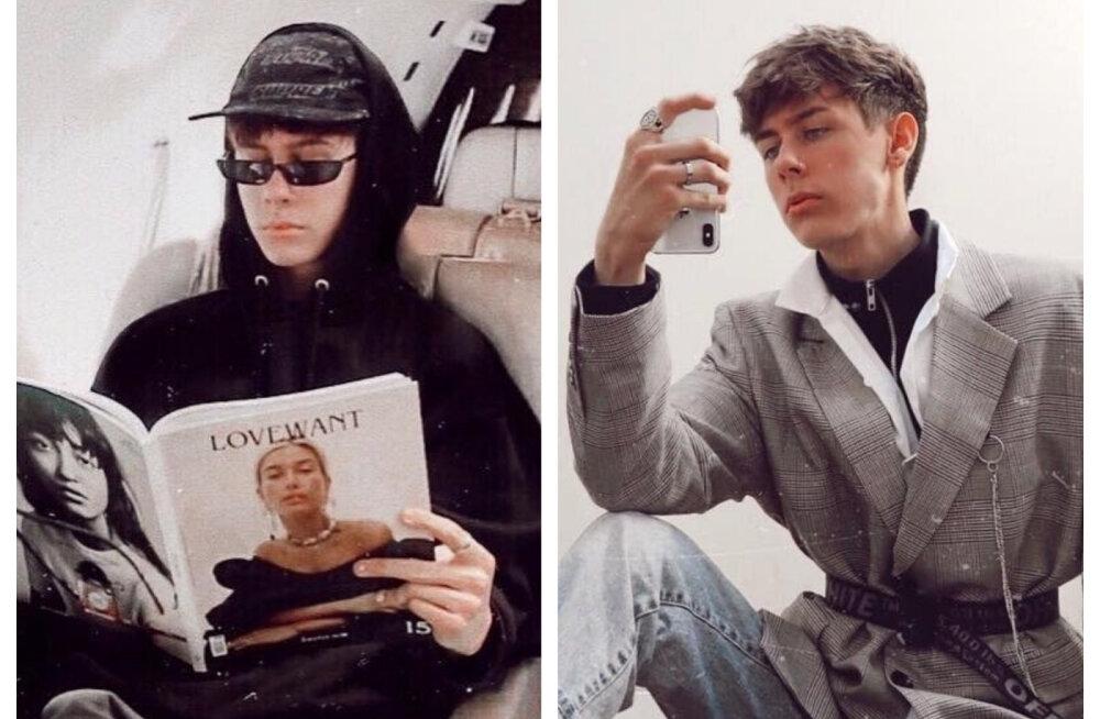 Oma silm on kuningas? 19-aastane poiss tõestas kui lihtne on sotsiaalmeedias rikas näida