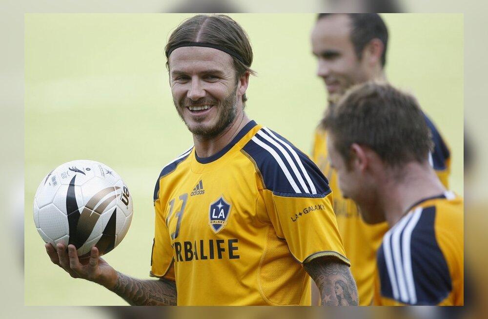 Mis saab David Beckhamist? Inglase kuus võimalikku sihtkohta